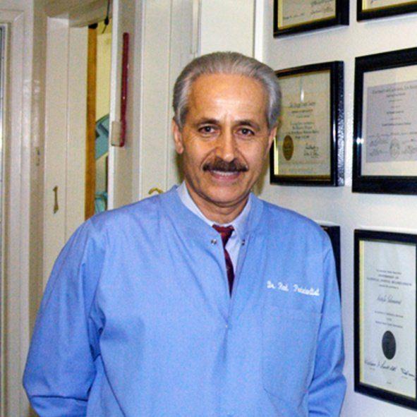Soheil Bamshad - Accountant